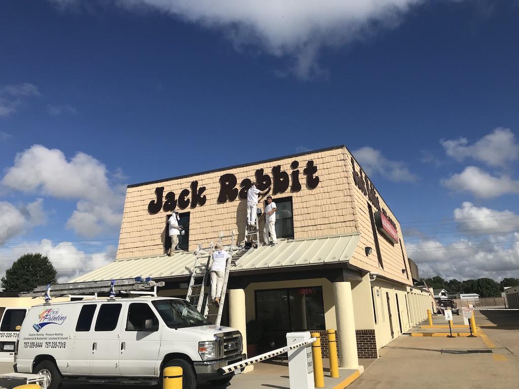 Jack Rabbit Storage